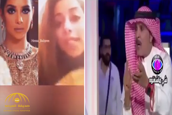 الفنان عبدالله بالخير يهاجم بلقيس.. والأخيرة ترد: في كلمة تقرقع في قلبي ودي أقولها-فيديو