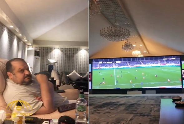 """كيف برر الأمير """"عبد الرحمن بن مساعد"""" متابعته كأس آسيا عبر قناة """"بي إن سبورت"""" القطرية!"""
