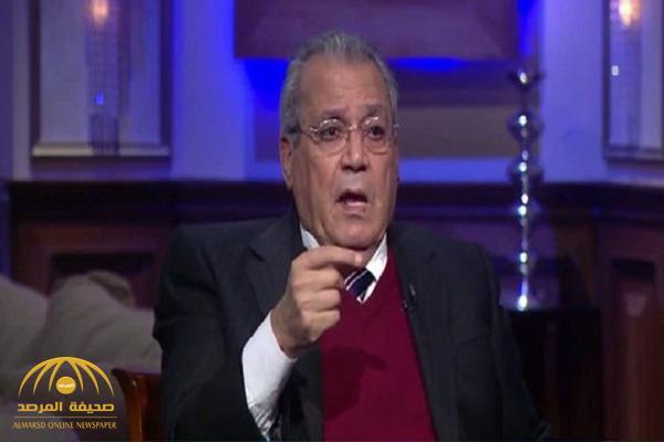 """فيديو  ..  وزير مصري سابق السادات ارتكب كارثة : في عهده التحية تحولت من صباح الفل  لـ""""السلام عليكم""""!"""