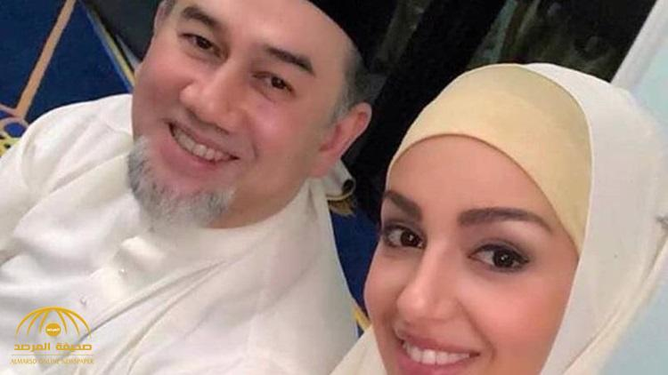 خبر سار بانتظار ملك ماليزيا المتنحي وزوجته الروسية !