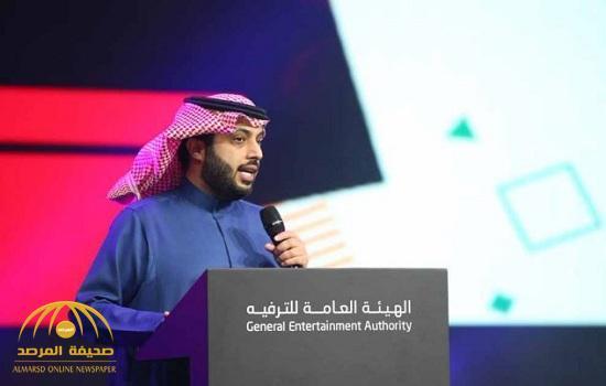 """بالفيديو.. """"آل الشيخ"""" يعلن عن جائزة مالية """"قيّمة"""" لمن يصمم تميمة عربية تضاهي """"ميكي ماوس""""!"""