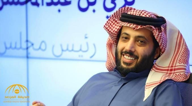 تركي آل الشيخ: جاهزون لمباراة الكأس.. وأتوقع عدم هروب الأهلي المصري من المواجهة