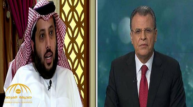 """ملاسنة """"تويترية"""" بين """"تركي آل الشيخ"""" ومذيع الجزيرة """"جمال ريان""""!"""
