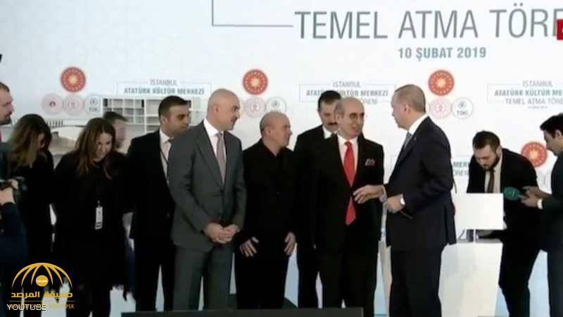 """تسريب """"الميكروفون المفتوح"""" يحرج أردوغان..ويكشف """"أخطر المشاكل"""" !"""