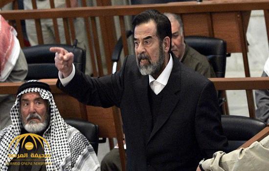 """مجلس القضاء الأعلى العراقي يصدر بيان  بشأن """"صدام حسين"""""""