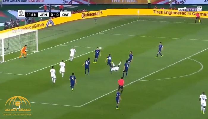 بالفيديو: قطر تخالف كل التوقعات وتحقق لأول مرة في تاريخها  بطولة كأس آسيا