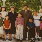 لأول مرة.. 10 صور شخصية لعائلة صدام حسين.. زوجته بشعر أشقر!