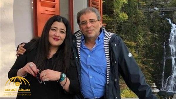 """بعد الورطة الجنسية التي هزت الشارع المصري .. زوجة  المخرج """"خالد يوسف"""" تخرج عن صمتها!"""