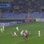 """بالفيديو : النصر يسحق فريق """"أجمك الأوزبكي"""" برباعية ويتأهل لدور المجموعات بدوري أبطال آسيا"""