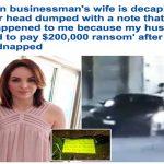 """مأساة سوزانا.. """"قطعوا رأسي لأن زوجي رفض دفع الفدية"""" – صور وفيديو"""