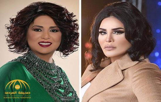شاهد.. أحلام تفاجئ نوال الكويتية بتصرف غريب في شارع عام!