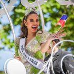 """شاهد.. : آلاف الفلبينيين يحتشدون في الشوارع لحظة وصول ملكة جمال الكون إلى""""مانيلا"""""""