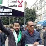 بالفيديو: مظاهرات تجتاح الجزائر ضد ترشح بوتفليقة .. وتعزيزات أمنية قرب القصر الرئاسي