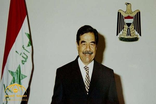 """""""خطة الموت"""" في الأسر.. رسالة نادرة من """"صدام حسين"""" لابنته رغد"""