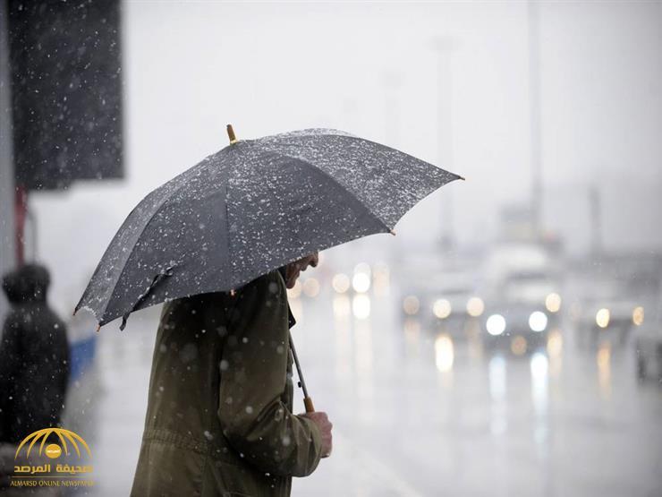 الأرصاد : طقس السبت ..  شديد البرودة وأمطار ورياح على هذه المناطق
