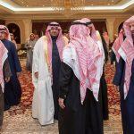نائب أمير الرياض يقدم العزاء لأسرة الشثري – صور
