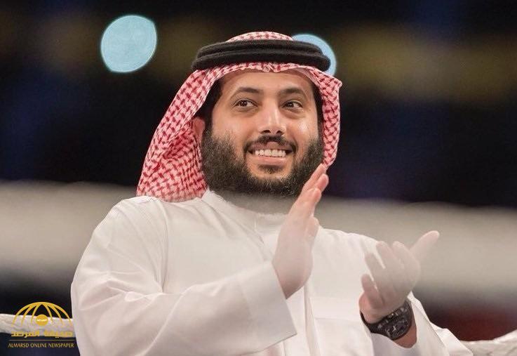 نادي بيراميدز المصري يفجر مفاجأة بشأن تركي آل الشيخ !