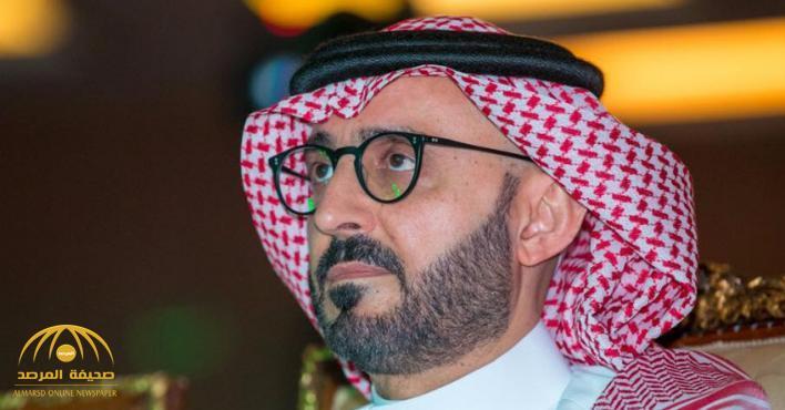 رئيس الاتحاد السعودي لكرة القدم قصي الفواز يستقيل من منصبه