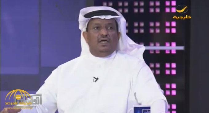 """بالفيديو .. باحث في التاريخ والأنساب يهاجم أجانب الإعلام السعودي : """"جاء إلينا بائع بليلة وكبدة ويريد اقتسام الكعكة"""""""