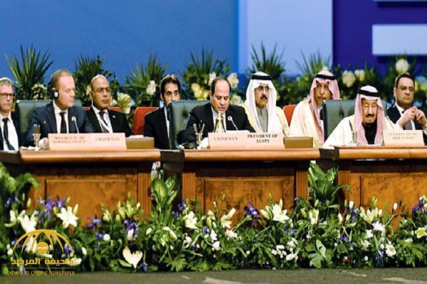 """تفاصيل البيان الختامي لـ""""أعمال القمة العربية الأوروبية الأولى"""" بـ""""شرم الشيخ"""""""