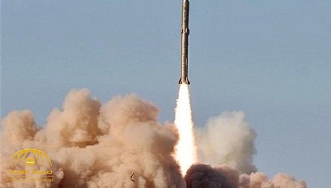 شاهد .. إيران تستفز دول الخليج وتجري تجربة إطلاق صاروخ باليستي!