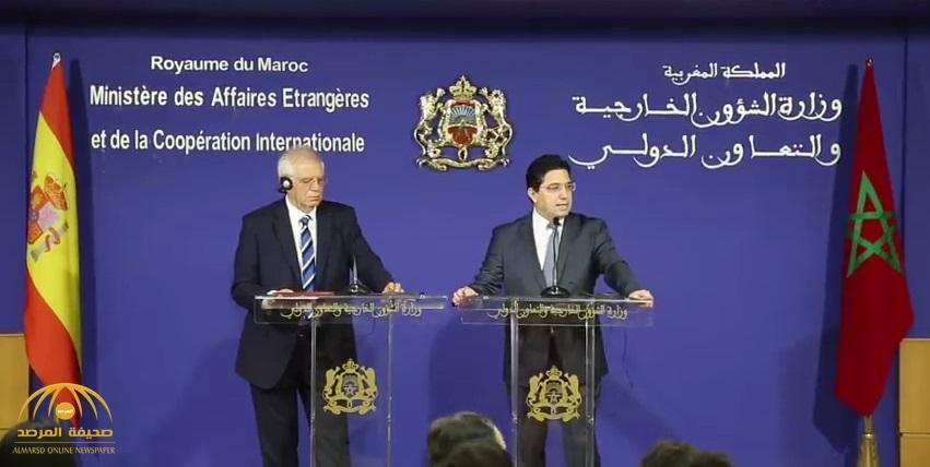 وزير الخارجية المغربي يكشف حقيقة توتر علاقة بلاده بالسعودية والإمارات .. ويوضح سبب استدعاء السفراء – فيديو
