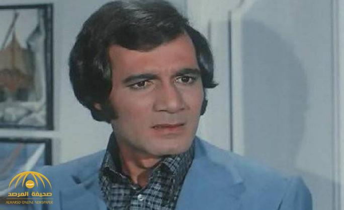 """بلحية طويلة .. شاهد: صورة حديثة صادمة للفنان المصري  """"محمود ياسين"""" !"""