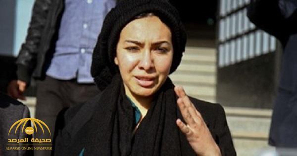 شاهد كيف تغيرت الفنانة ميرهان حسين في أول ظهور لها بعد خروجها من الحبس