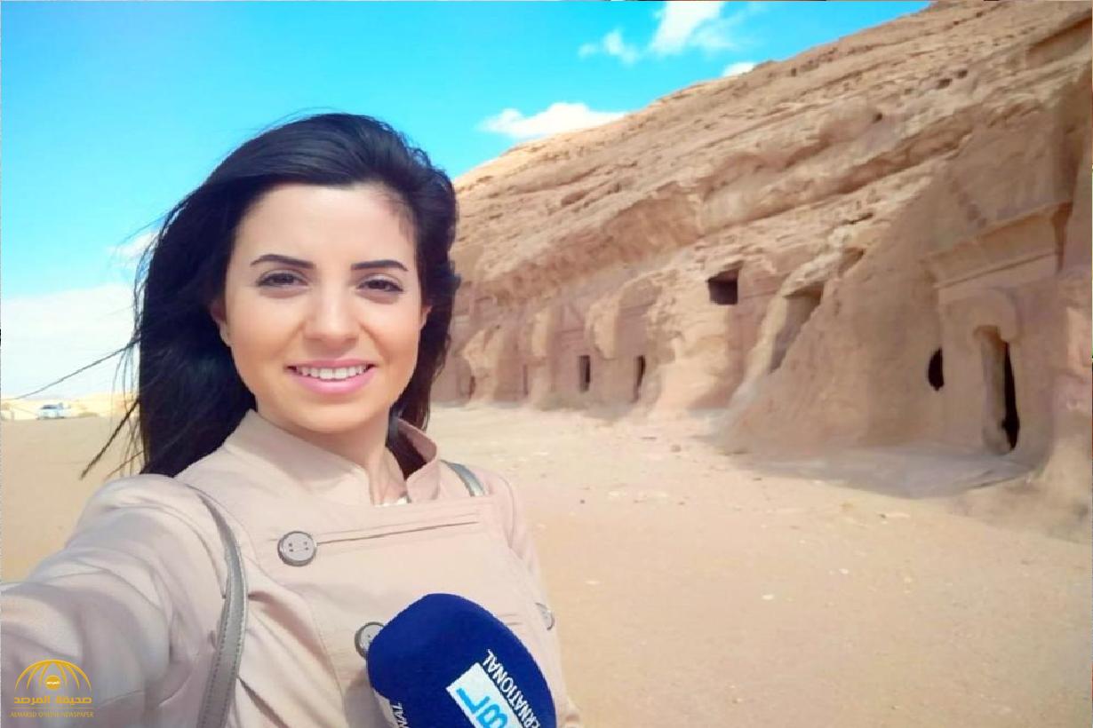 """""""كان سريعا وواثقا"""".. المذيعة اللبنانية رنيم بوخزام تكشف كواليس لقائها بولي العهد.. ولهذا استخدمت مصطلح """"المفاجأة"""" !"""