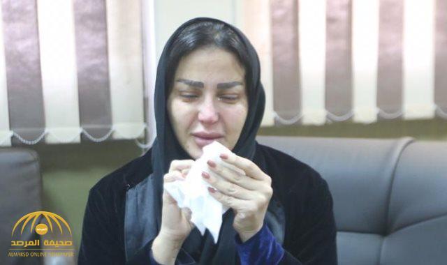 """شاهد : الفنانة  """"شيما الحاج"""" تبكي وتكشف تفاصيل الفيديو الجنسي لأول مرة!"""