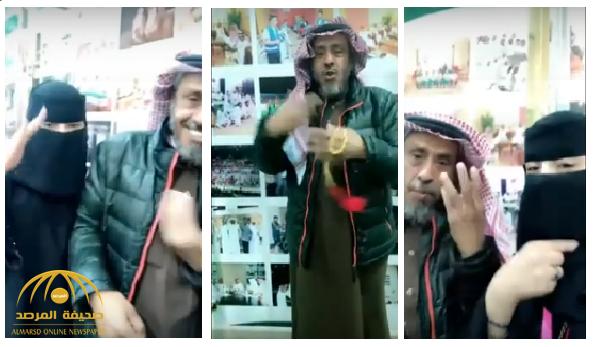 """بسبب الأب .. شاهد بالفيديو : أسرة سعودية مكونة من 12 فرداً تتحدث بـ """"الإشارة""""!"""