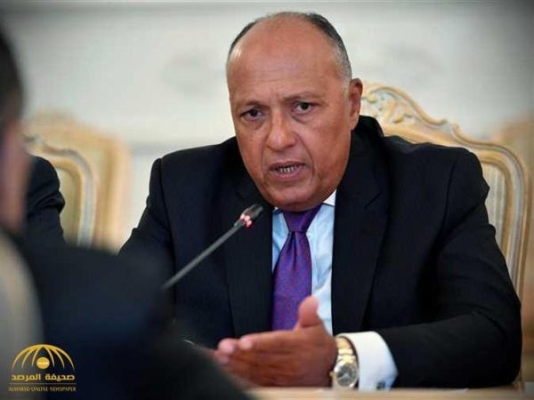 وزير الخارجية المصري يعلن موقف بلاده من عودة العلاقة مع قطر
