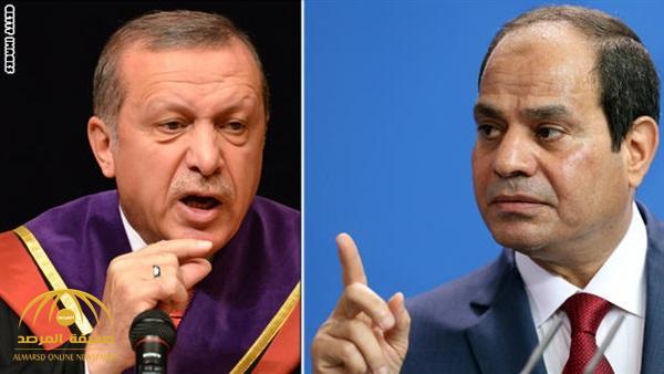 مصر ترد على تصريحات أردوغان : لن ننزلق لهذا المستوى!
