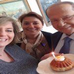 تزامناً مع احتفال الرئيس اللبناني بعيد مولده الـ 84 .. بالأسماء : تعرف على قائمة أعمار حكام  22 دولة عربية