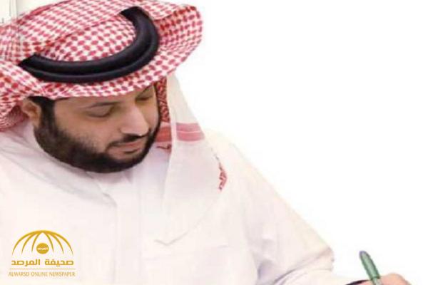 """رسميا.. تركي آل الشيخ يعلن بيع """"بيراميدز"""".. والكشف عن المشتري الجديد!"""