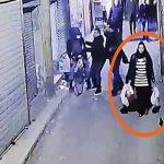 """نجت بأعجوبة .. شاهد أول تعليق لـ""""حاملة الأكياس"""" بعد  إصابتها في التفجير الانتحاري بمصر"""