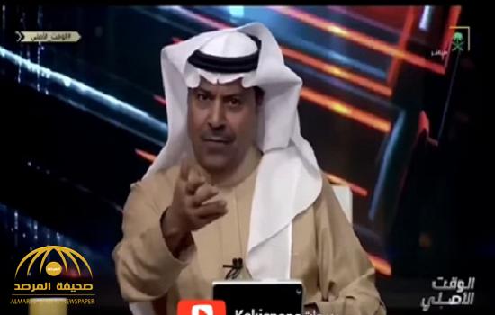 """بالفيديو.. """"المطيويع"""" يسخر من اللاعب """"حمدالله"""".. والنصر يتوعد بمقاضاته!"""