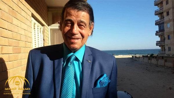 وفاة الفنان المصري مصطفى الشامي!
