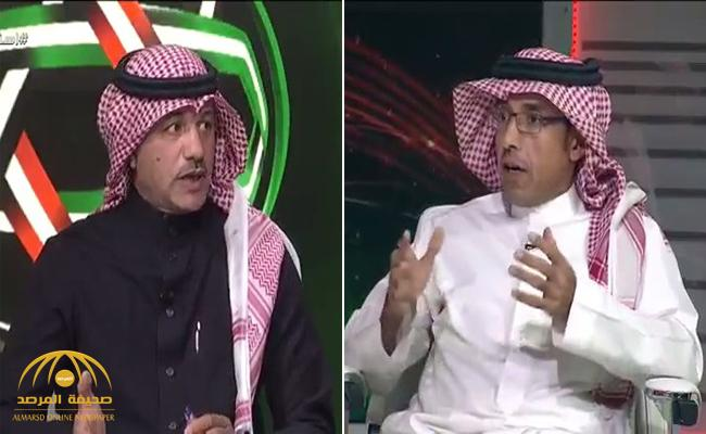 """بالفيديو .. الإعلامي """"عبد الله الفرج"""" : العقوبة على رئيس النصر قاسية .. والحماد : """"آل سويلم لن يعجز عن دفع المليون"""""""