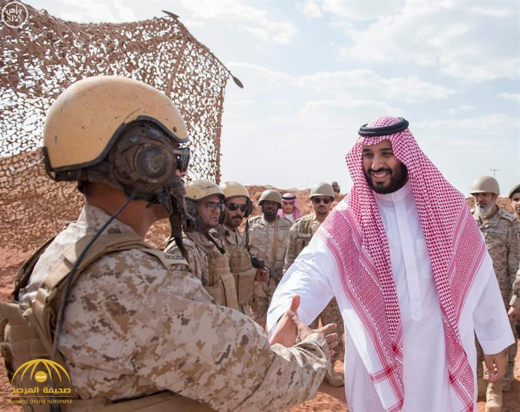 في أول أمر ملكي للأمير محمد بن سلمان.. دلالات صرف راتب شهر مكافأة للمرابطين في الحد الجنوبي