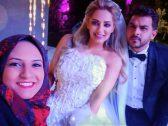 """مفاجأة.. شاهد: إقامة حفل زفاف الإعلامية المصرية مي حلمي والمطرب محمد رشاد في """"سرية تامة"""""""
