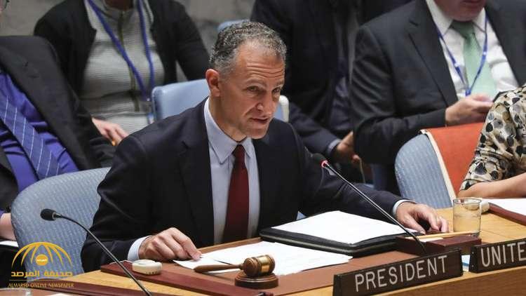 إدارة ترامب في مجلس الأمن: لا سلام دون تلبية مصالح إسرائيل في الجولان