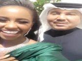 """بالفيديو: كيف وصف """"محمد عبده """" الفنانة """"داليا مبارك"""" بعد مشاركته في """"ملحمة مملكة الحب والسلام """""""
