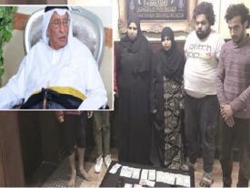"""الخادمة """" عزيزة """" تكشف تفاصيل خطة قتلها للكويتي المسن """"خالد الريش"""" داخل شقته في القاهرة .. وسبب تنفيذ الجريمة!"""