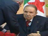 شاهد.. أول ظهور للرئيس الجزائري «بوتفليقة» بعد عودته من رحلة العلاج وإعلانه عدم الترشح