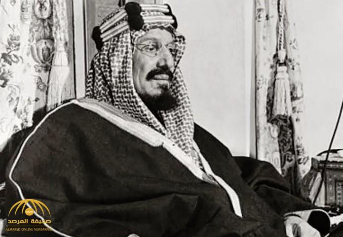 شاهد .. صورة نادرة تكشف عن الغنيمة التي حصل عليها الملك عبدالعزيز من العثمانيين