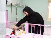بالصور .. الأميرة عادلة بنت عبدالله تزور الأطفال المنومين بمستشفى في الرياض .. وهذا ما فعلته معهم!