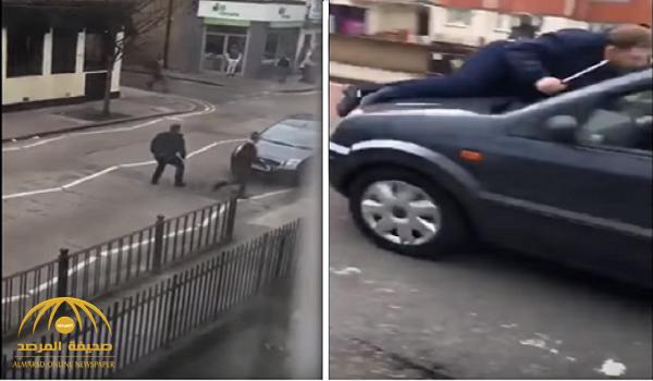 بعد مذبحة نيوزلندا.. بالفيديو : هجوم جديد على مصلين في لندن