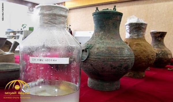 """بالصور : اكتشاف """"إكسير الخلود"""" في الصين .. وسر """"لعنة"""" الوعاء الذي تسبب في موت كل من عثر عليه"""