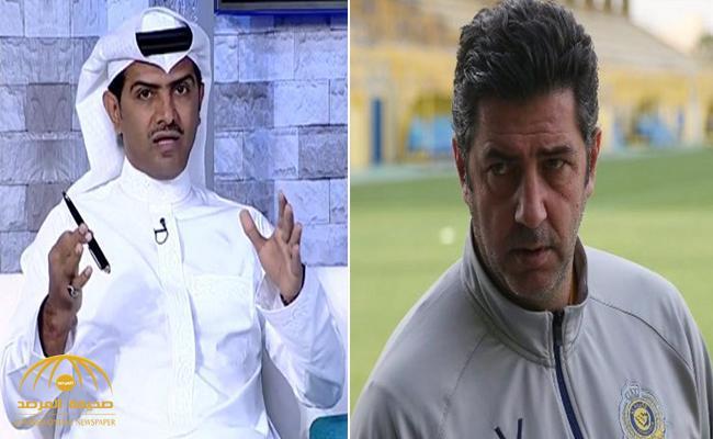 بعد مباراة الشباب .. الهريفي يوجه رسالة قوية لمدرب النصر !